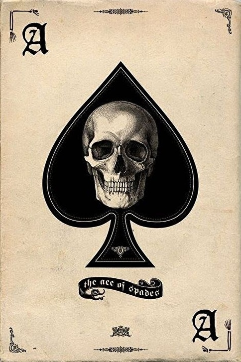 Pyramid International Maxi Poster Ace Of Spades Renkli
